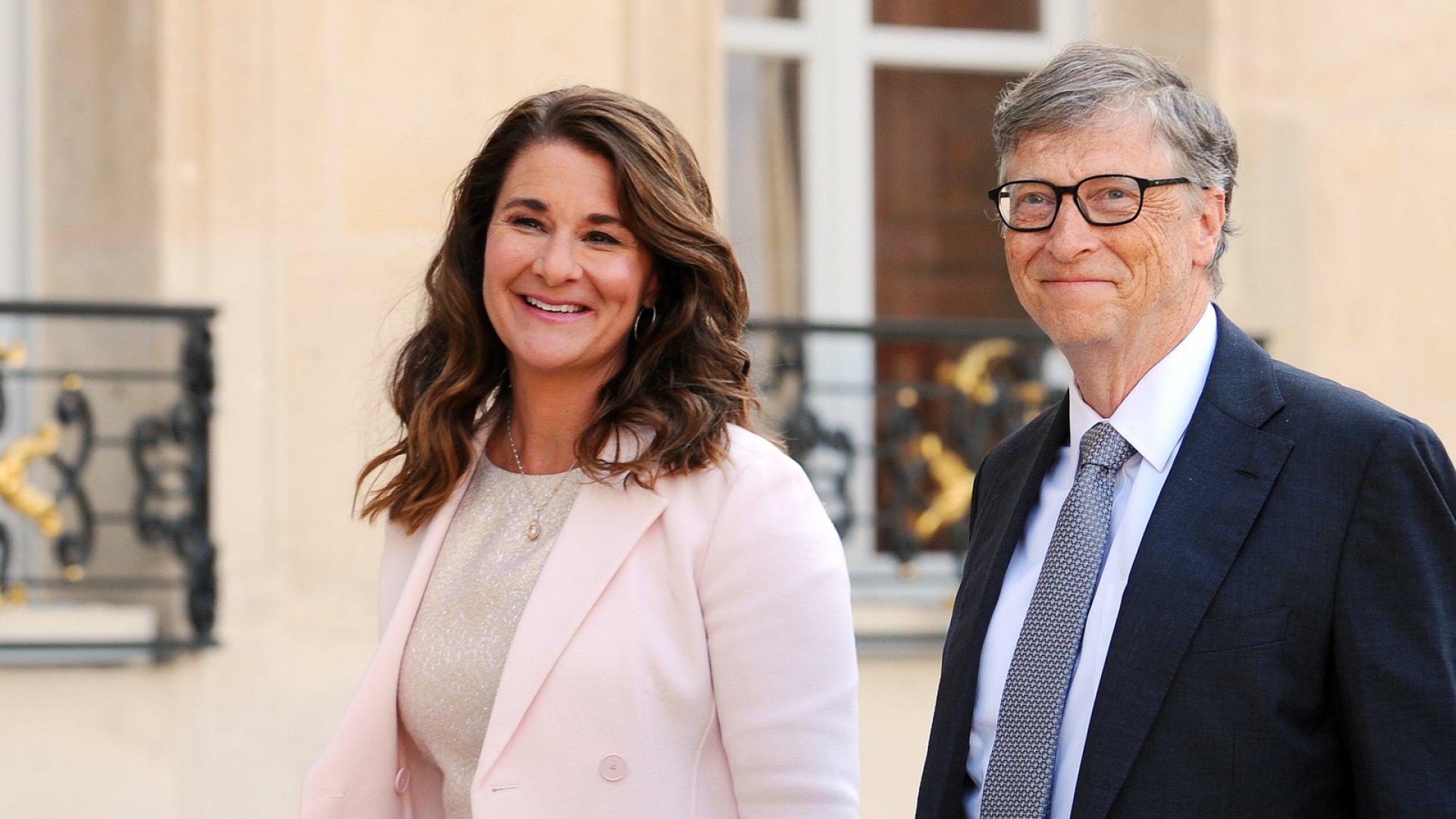 Bill Gates; Melinda Gates