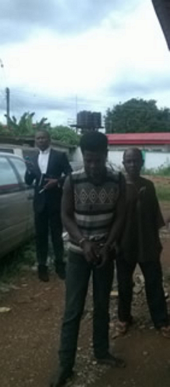 man kills step brother ebonyi