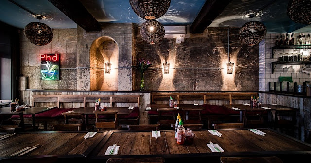 Restaurantes em Manchester