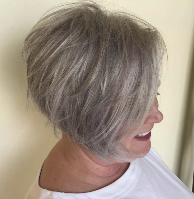 pictures of hairstyles for 60 year old woman