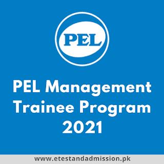 PEL Management Trainee Program 2021