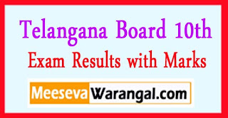 AP TS Board 10th Supplementary Result 2017  TS AP 10th Supply Class Results SSC Results 2017