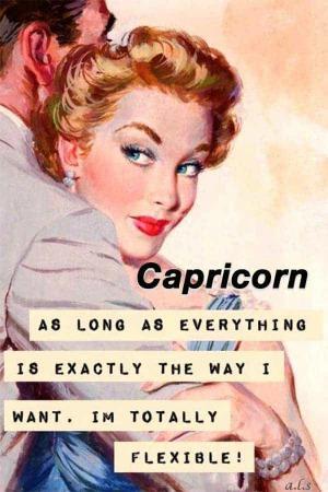 Kesalahan Terbesar Seorang Wanita Capricorn