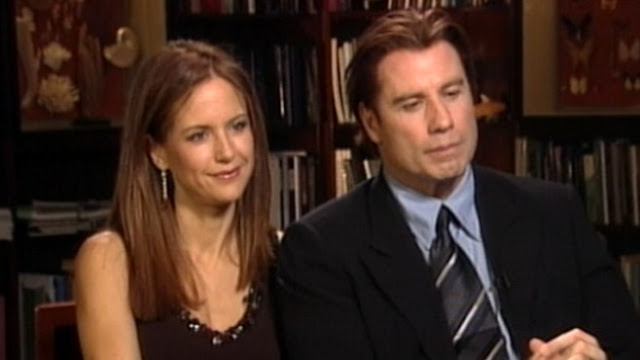 Image: Travolta Family Calls Baby Benjamin Their New Beginning