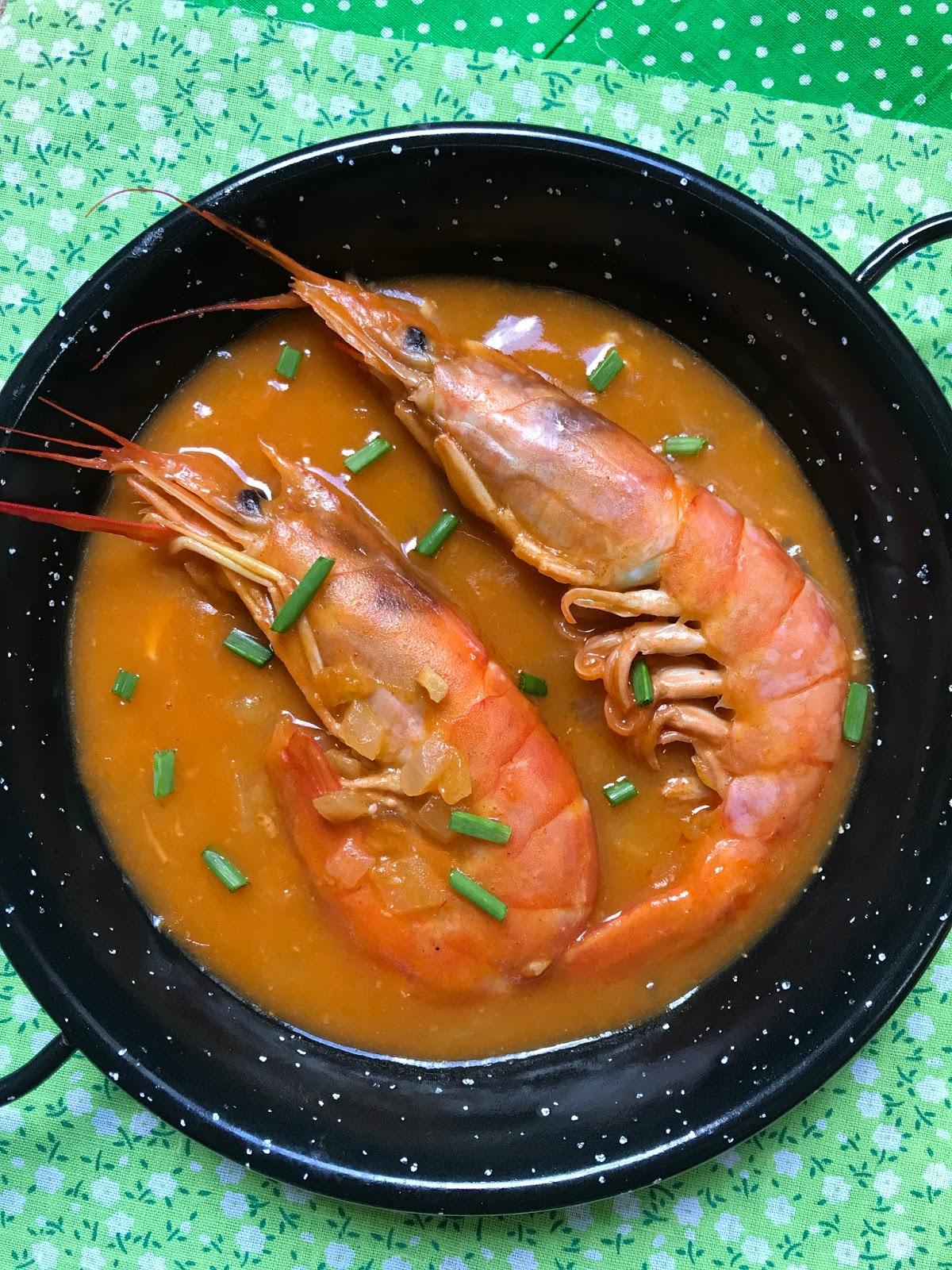 Salsa marinera receta