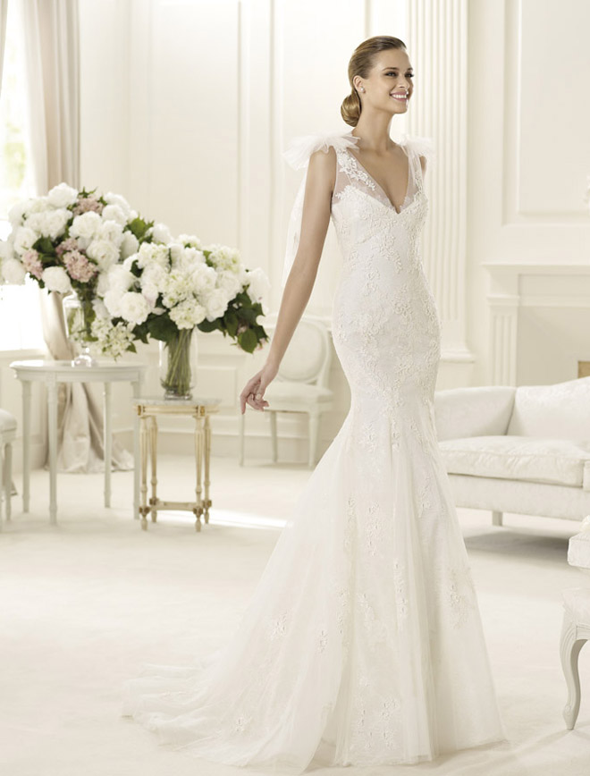 Now Enjoy The Rest Of Gorgeous Gowns From Manuel Mota 2017 Bridal Collection