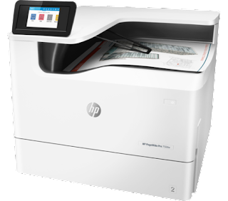 HP PageWide Pro 750dw Driver Download