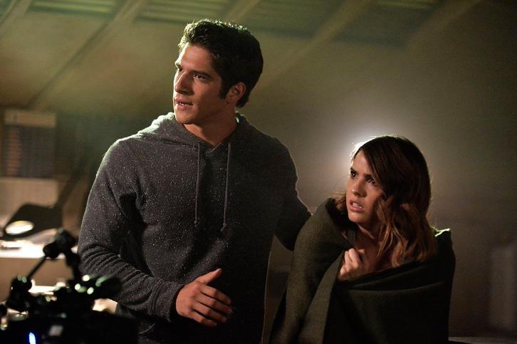 Teen Wolf - Episode 6.09 - Memory Found - Promo, Sneak Peeks, Promotional Photos & Synopsis