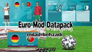 Images - PES 2017 UEFA Euro 2020 Mods Pack