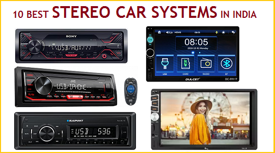 Top 10 Best Car Stereo In India