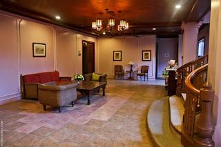 hotel lobby, Mountain Lake Restort, Caliraya Springs, Laguna
