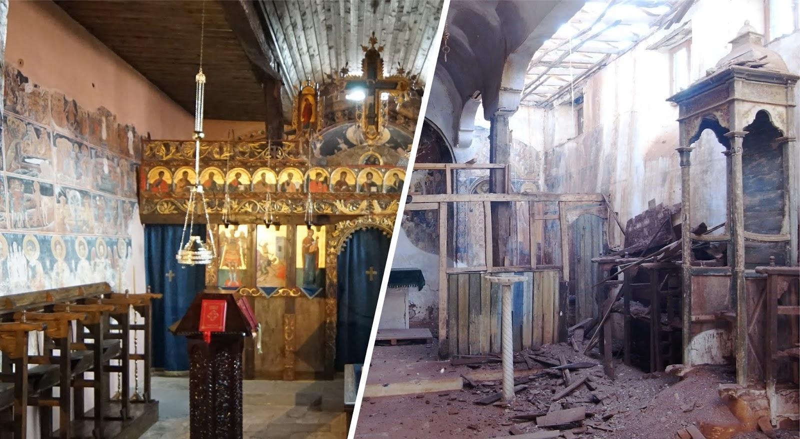 «Το ιστορικό Μοναστήρι του Τιμίου Προδρόμου Ανατολής Αναστηλωμένο» στη Δημοτική Πινακοθήκη Λάρισας