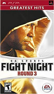 Password Fight Night Round 3 PPSSPP PSP