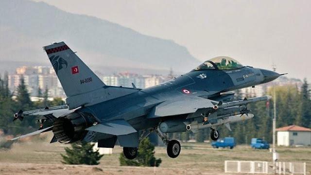 Antisipasi Embargo AS, Turki Kembangkan Rudal Anti Radar untuk F-16