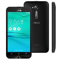 Smartphone Asus Zenfone Go Câmera 8MP Android 5.1 e Processador Quad Core