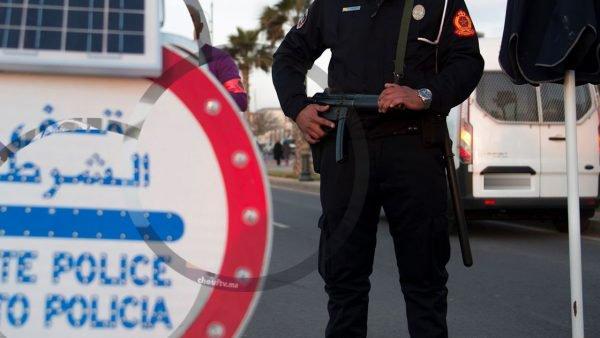 مثير..توقيف شاحنة محملة بالحشيش كانت في طريقها إلى إسبانيا