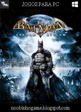 Download Batman Arkham Asylum PC