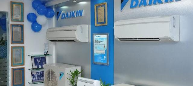 SERVICE AC DAIKIN DAERAH JAKARTA TIMUR