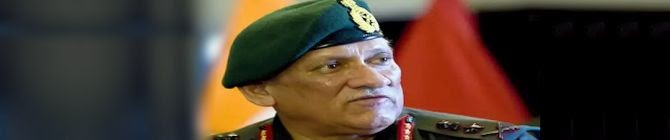 Gen Rawat's 'Clash of Civilisation' Row Shows Military Should Be Seen But Not Heard In Press