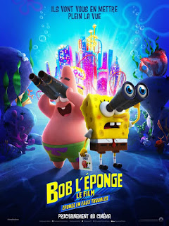 The SpongeBob Movie Sponge on the Run (2020) Dual Audio [Hindi-English] 480p 720p