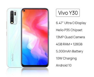 Download Vivo Y30 PD1987 Stock Firmware [Flash File]