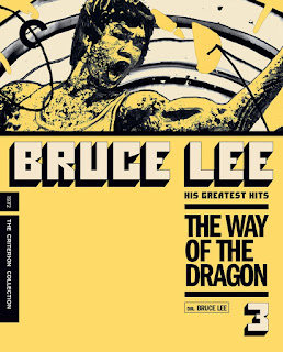 The Criterion Collection's WAY OF THE DRAGON Blu-ray!
