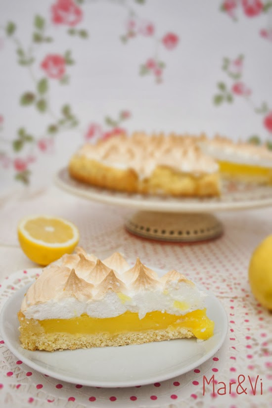 lemon pie paso a paso