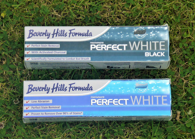 Beverly Hills Formula Perfect White & Perfect White Black