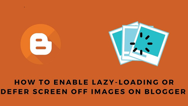 Lazy Loading blogger