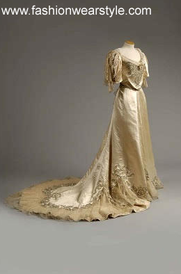 First Haute Couture In Paris 1868 Chamber Syndicale www.fashionwearstyle.com