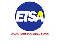 Lowongan Kerja Solo & Jogja Operator Lapangan di PT Etos Suryanusa