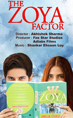 The Zoya Factore Movie 2019 Full HD download Tamilmv, Hindilinks4u, FilmyHit Bollywood movie, Songs, Download