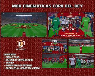 Images - PES 2017 Copa Del Rey New Gate & Winner Platform