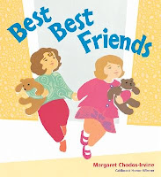 bookcover of BEST BEST FRIENDS by Margaret Chodos-Irvine