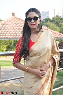 Angana Roy in Silk Saree at Teaching Tree Carnival .xyz 020.JPG