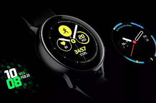 Samsung-galaxy-watch-active-2019-display