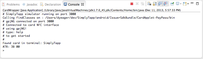 SimplyTapp: Host Card Emulation Series: Cloud Secure Element Applet