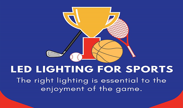 LED Lighting for Sport