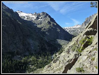 Valle de la Restonica, Corcega - Escalada