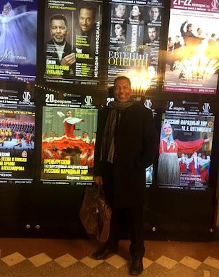 On An Overgrown Path: An African-American in Moscow [John McLaughlin Williams Conducted Novaya Russiya]