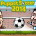 تحميل لعبة كرة القدم Puppet Soccer 2014 v1.0.101 مهكرة (جواهر وذهب غير محدود) اخر اصدار