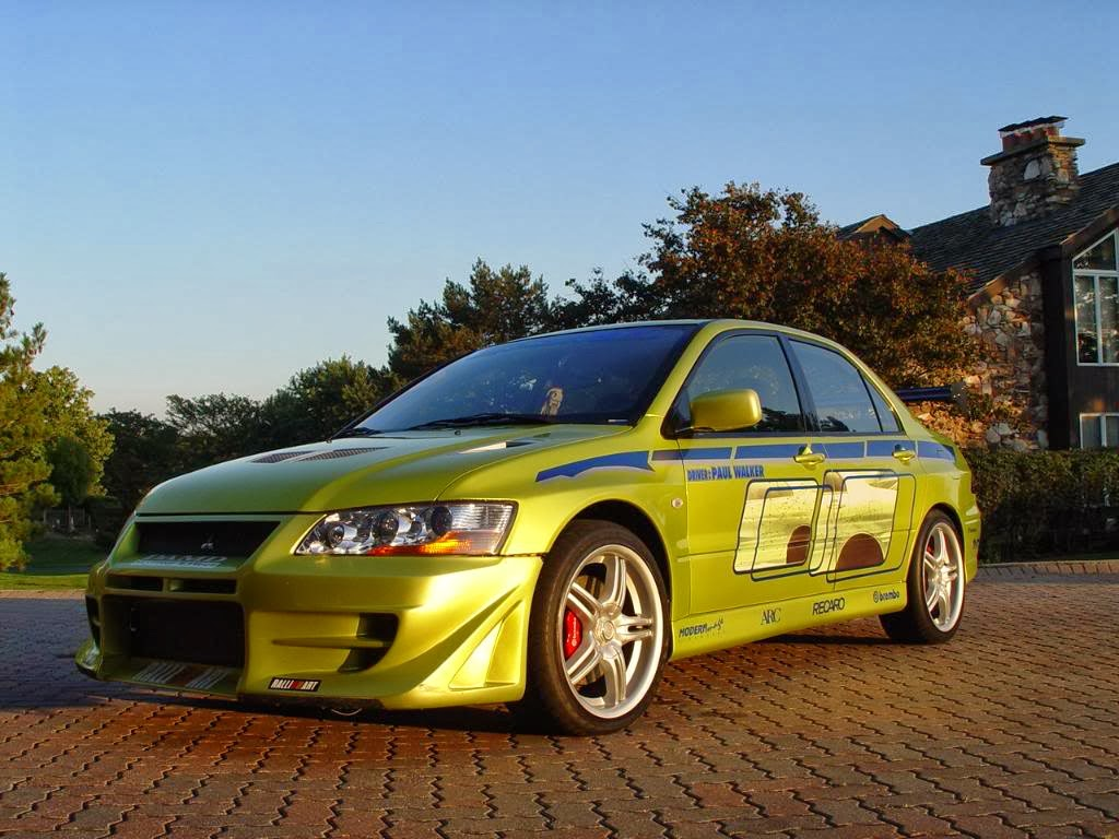 Brian Oconnors Evo ZionCars: Carros de Br...
