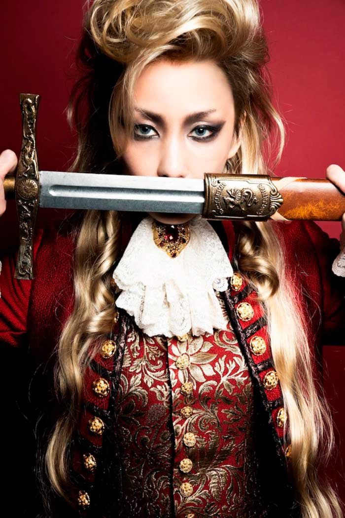 Mika Nakashima como Marie-Josèphe Sanson - Innocent Musicale