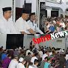 Danrem 141/Tp, Shalat Magrib Berjamaah Dilanjutkan Pembacaan Surat Yasin dan Doa Bersama