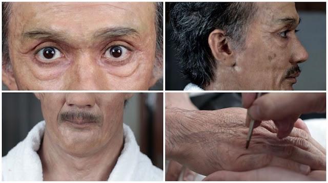 7 Fakta Reza Rahadian Menjadi BJ Habibi dengan Makeup luar biasa