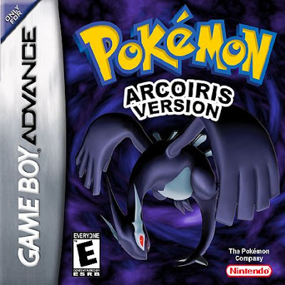 Pokemon Arcoiris GBA ROM Download