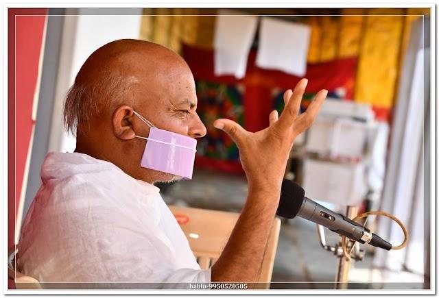 जो शांत होता है,  वह संत होता है -आचार्य श्री महाश्रमण