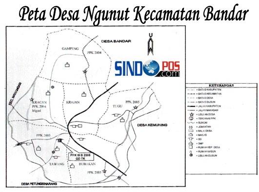 Profil Desa & Kelurahan, Desa Ngunut Kecamatan Bandar Kabupaten Pacitan