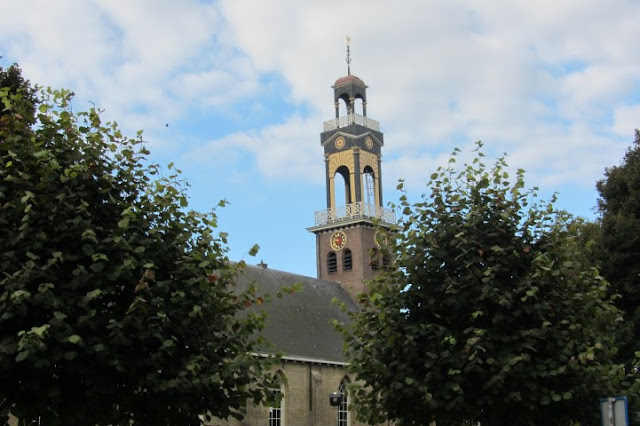 Elfstedentocht, dorp in Friesland