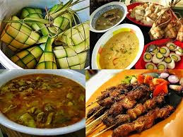 Makanan Indonesia Khas di Hari Raya